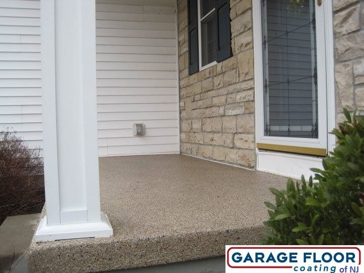 Captivating Want To Epoxy Coat Your Landing Outside? We Can Do That Too! Gfcofnj