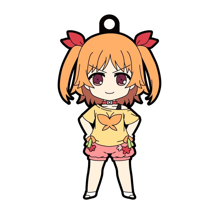 ぴくりる! 俺の彼女と幼なじみが修羅場すぎる トレーディングストラップ  #anime 春咲千和私服ver.