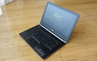 Techtunes Eng: Acer Aspire S13 S5-371 i5 Laptop
