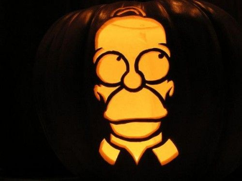 20 best the simpsons party ideas images on pinterest simpsons homer simpson pumpkin pronofoot35fo Image collections