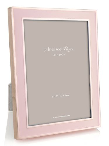 "Click to shop this sweet ""Addison Ross Rose Gold & Blush Pink Picture Frame"" at Hudson and Vine. Shop all your frame needs for your living room, bedroom, kitchen or bathroom and meet any home decorating style."