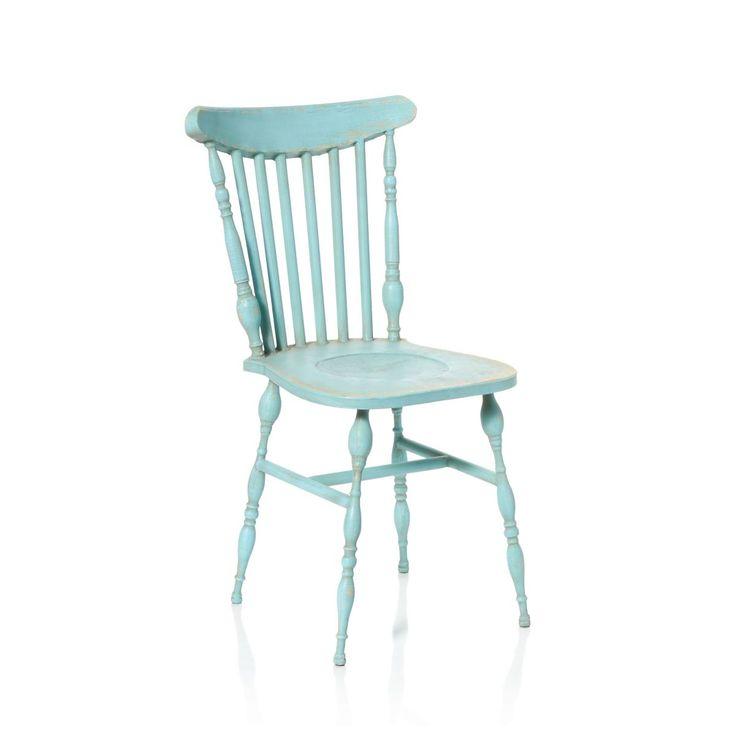 Der lebendige Vintage Stuhl im Shabby Look, erzählt eine Geschichte längst vergangener Tage und sorgt so für ein aufregendes Highlight in Deinem Interior.  Jetzt entdecken auf: http://moebeldeal.com/detail/index/sArticle/6263