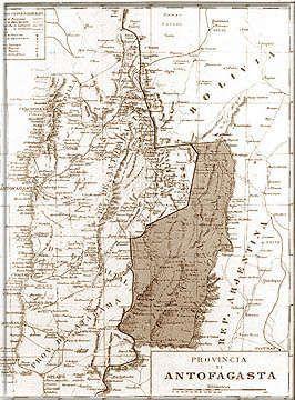 Puna de AtacamaPuna de Atacama. La zona en oscuro corresponde a los 60.000 km.2…