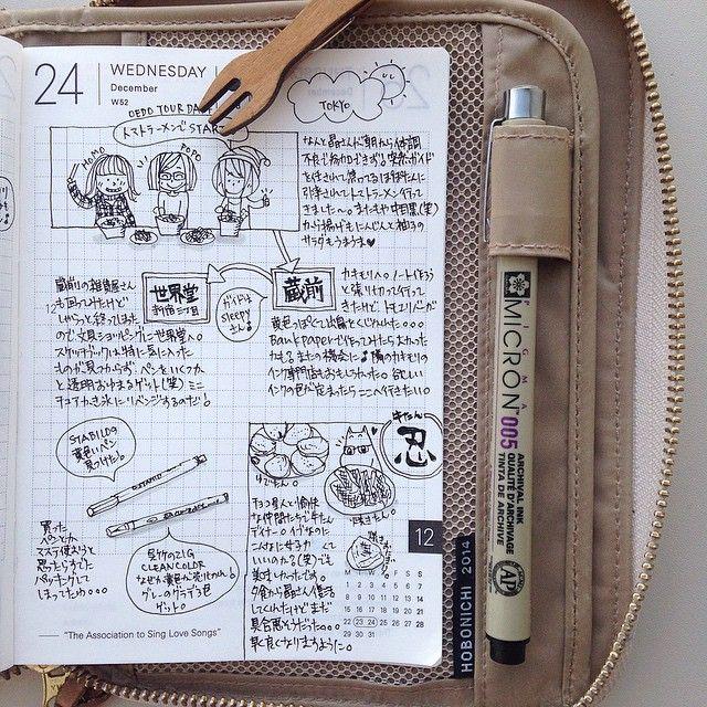 2014-12-24 牛たんでクリスマスイブの日(。・w・。 ) ププッ この日も盛りだくさんだったけど描く時間が足りなかった。 #hobonichi #ほぼ日手帳 #絵日記倶楽部 #ほぼ日 #手帳 #絵日記 #日記 #手帳ゆる友 #お江戸ツアー #Tokyo #Japan