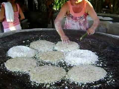 Casa de Farinha   Fazendo Beiju   Buriti MA