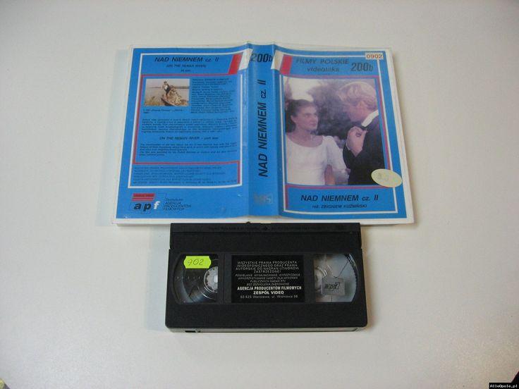 NAD NIEMNEM 2  - VHS Kaseta Video - Opole 1784 (Opole) http://www.alleopole.pl/