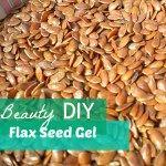Flax Seed Gel Recipe