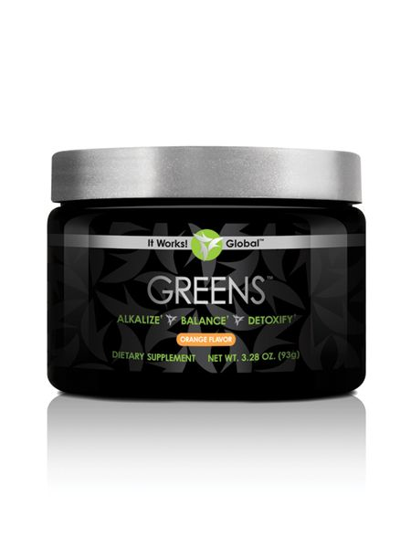 ItWorks Greens: Herbs Growing Using Preserving, Fruits And Vegetables, It Works Products