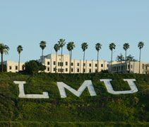 Loyola Marymount University, Los Angeles.  My university