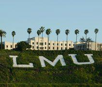 Loyola Marymount University, Los Angeles.  My university
