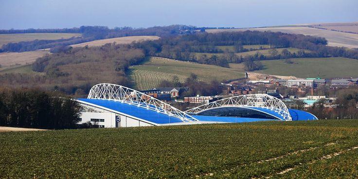 The Amex Stadium - Brighton & Hove Albion's stadium
