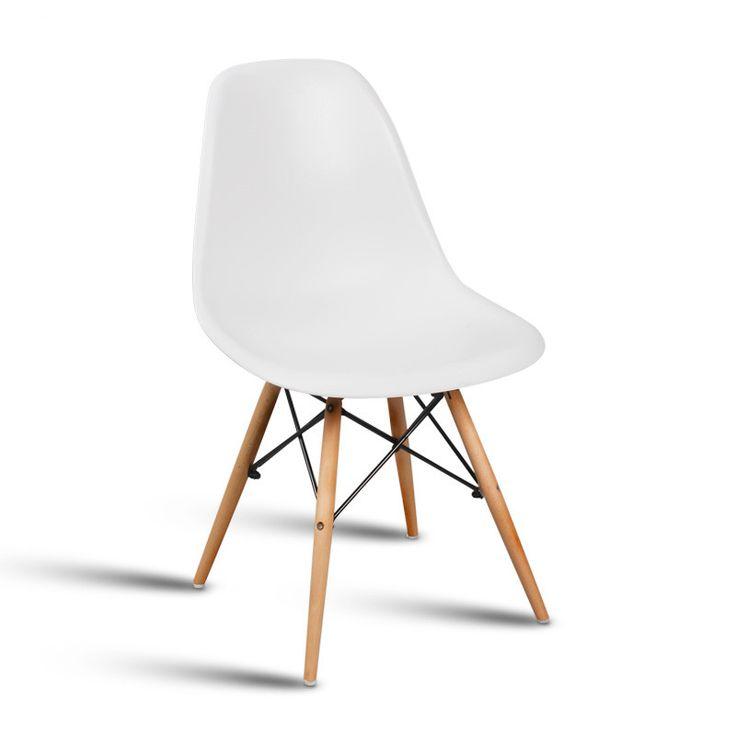 XiaoSen meubles. La moderne populaire chaise en plastique. loisirs chaise à manger. Composition de résine synthétique et pieds en bois massif.