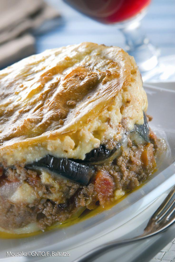 Moussaka (#Greece) #food #cibo #Grecia