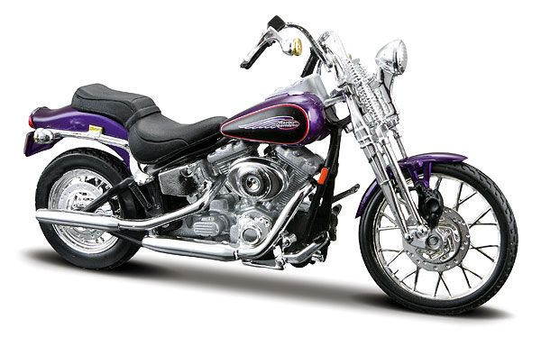 2001 Harley-Davidson FXSTS Springer Softail (1/18)