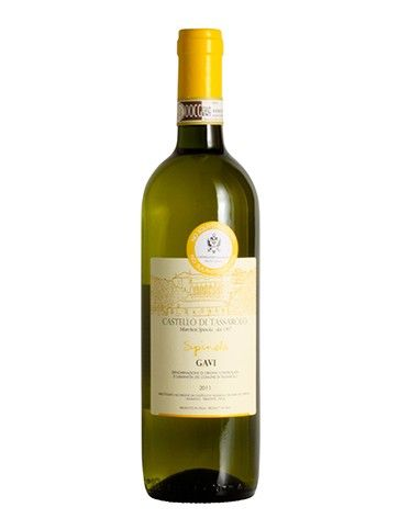 Castello di Tassarolo Gavi - wine - Gluten Free