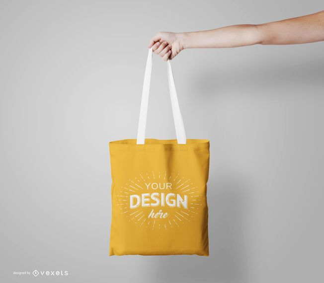 4488+ Tote Bag Design Mockup Packaging Mockups PSD