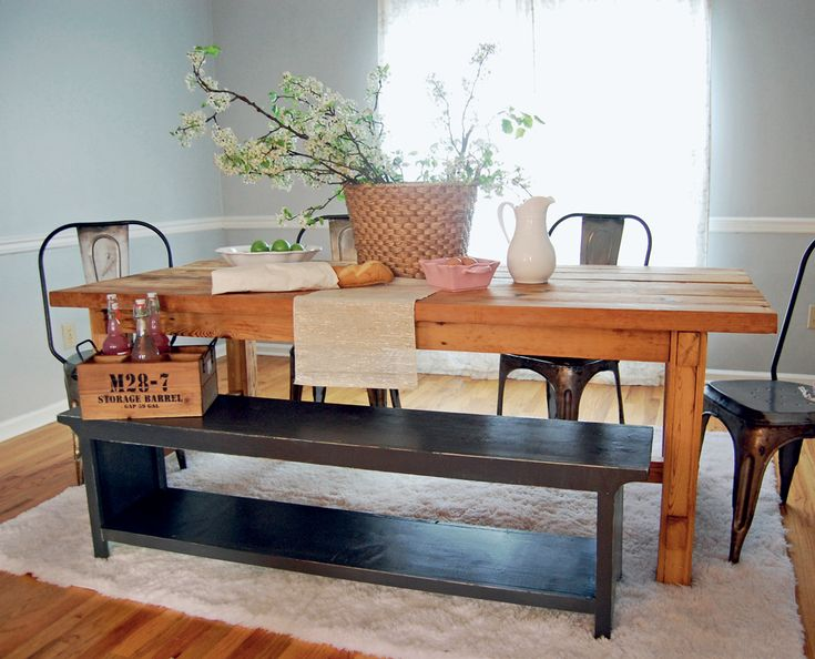 Studio 5 - Girl with a Drill: Homemade Furniture