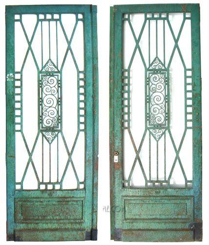 Art Deco Railing: 426 Best Art Deco Entrances Images On Pinterest