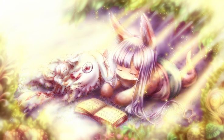 Nanachi y Mitty
