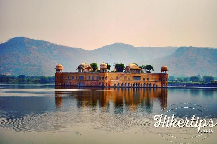 Jal Mahal is one of the most beautiful tourist attractions in Jaipur