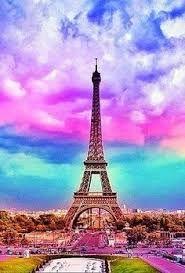 Resultado De Imagen Para Torre Eiffel Tumblr Cartas