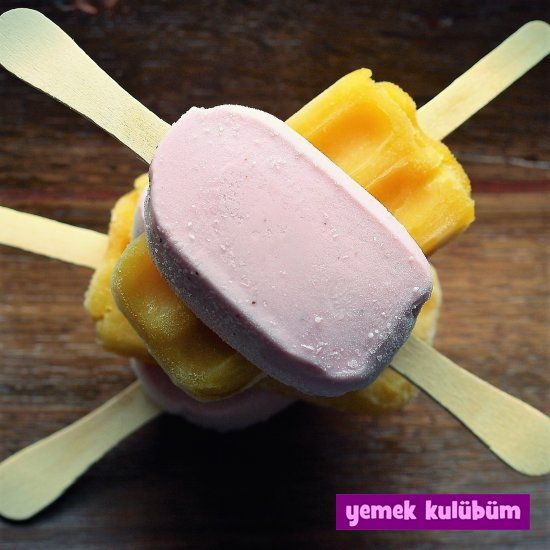 Buz Parmak Dondurma nasıl yapılır, resimli Buz Parmak Dondurma yapımı yapılışı, Buz Parmak Dondurma tarifi, en güzel ev yapımı dondurma tarifleri burada. #evyapımı #evyapımıdondurma #dondurmatarifi #dondurmayapımı #evdedondurma #buzparmak