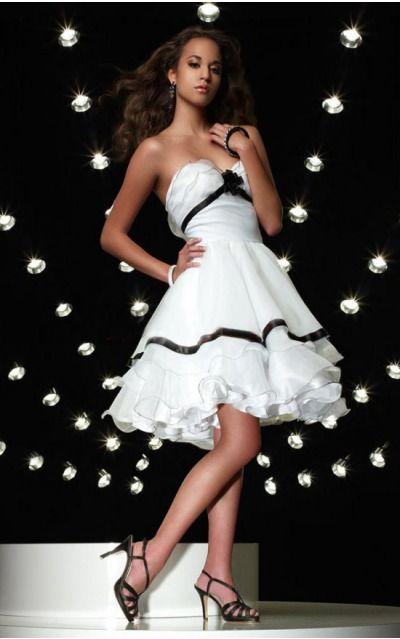 Sweetheart Sleeveless A-line Zipper Short Formal Dresses afea7530