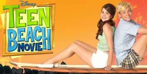 "Dis411 Behind The Scenes Of ""Teen Beach Movie"" With Ross Lynch, Maia Mitchell And Chrissie Fit"