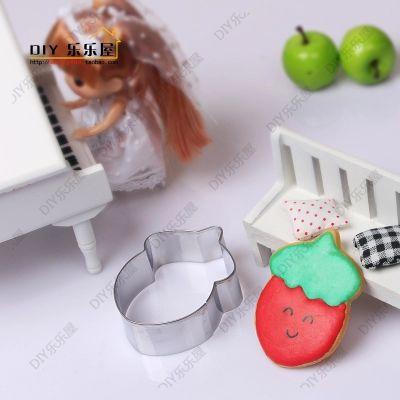 Сделай сам выпечки печенье формы формы из нержавеющей стали модель фрукты клубничный торт выпечка плесень помады - Taobao