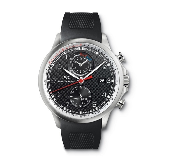 IWC Portuguese Chronograph - Yacht Club x Volvo Ocean Race  #iwc #watches #bosswatches #coolwristwatches