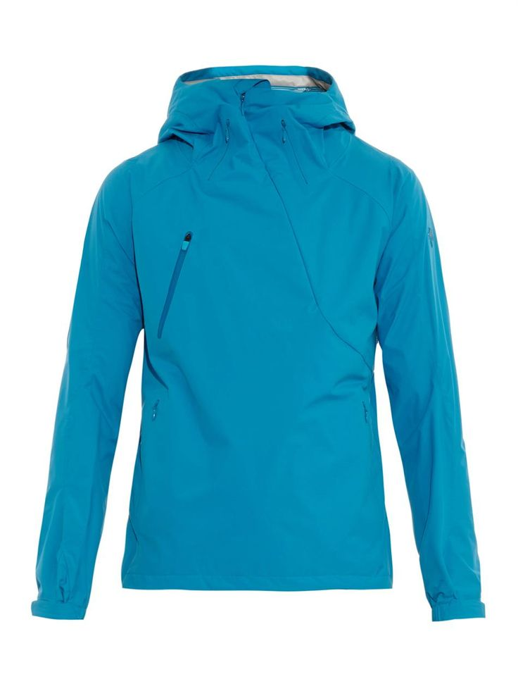 DESCENTE ALLTERRAIN Parahem W-motion hooded jacket (207363) £498