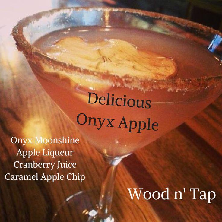Wood n Tap - Delicious Onyx Apple #tasteofhartford | Taste of Hartford ...