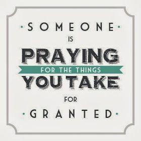 Gratitude & Humility