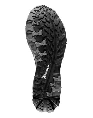 MS Ultra Train Asphalt Black Salewa : Chaussures randonnée homme : Snowleader