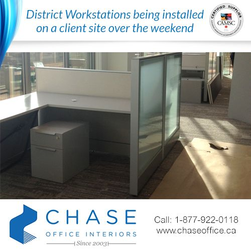 The high-performing Chase team has the experience and knowledge required to ensure accurate delivery of all parts and components with a superior installation that meets your expectations.