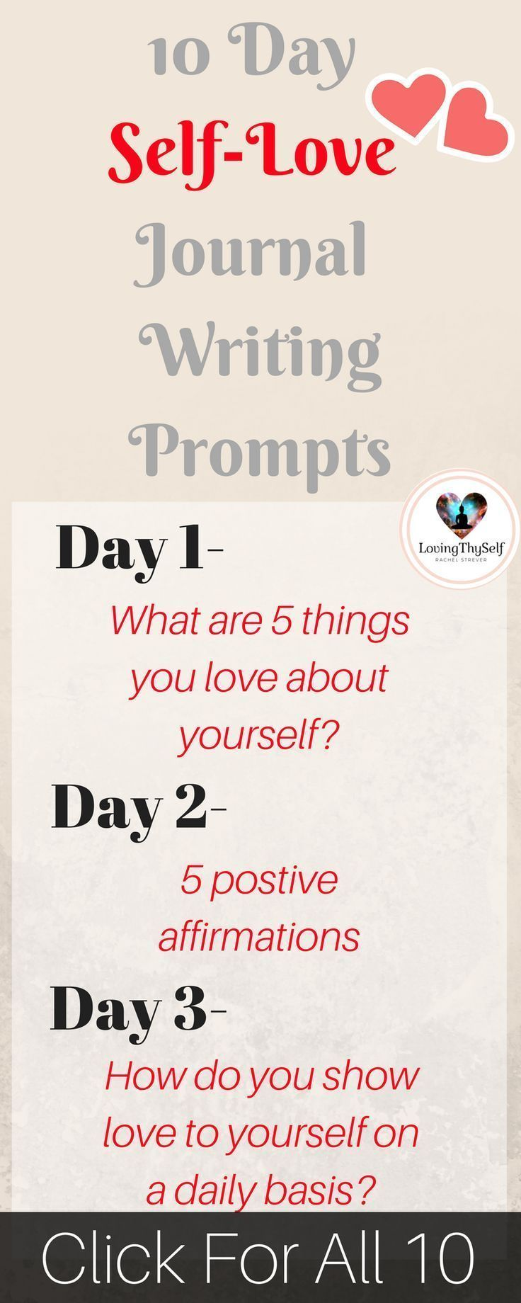 10 day self love journal prompts to ignite your best self cuppa 10 day self love journal prompts to ignite your best self cuppa optimism pinterest journal writing prompts prompts and journal solutioingenieria Gallery