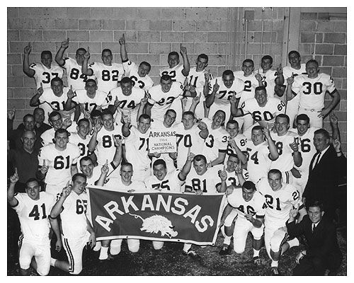 arkansas razorbacks football | 1964 Arkansas Razorbacks