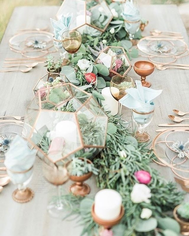 "2,914 Likes, 38 Comments - 100 Layer Cake (@100_layercake) on Instagram: ""Today's boho wedding inspiration has us planning al fresco dinner parties a little early this year.…"""