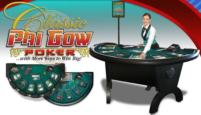 Discovery Pai Gow Poker at Malaysia casino Las Vegas