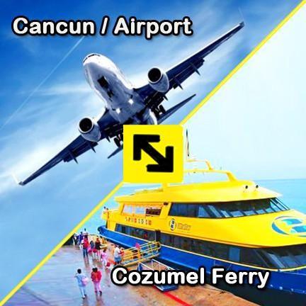 Cancun Airport - Cozumel Ferry