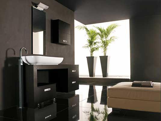 Bath inspiration: Spare Bathroom, Bathroom Furniture, Small Bathroom, Modern Bathroom Design, Bedrooms Design, Bathroom Lights, Bathroom Cabinets, Contemporary Bathroom, Design Bathroom
