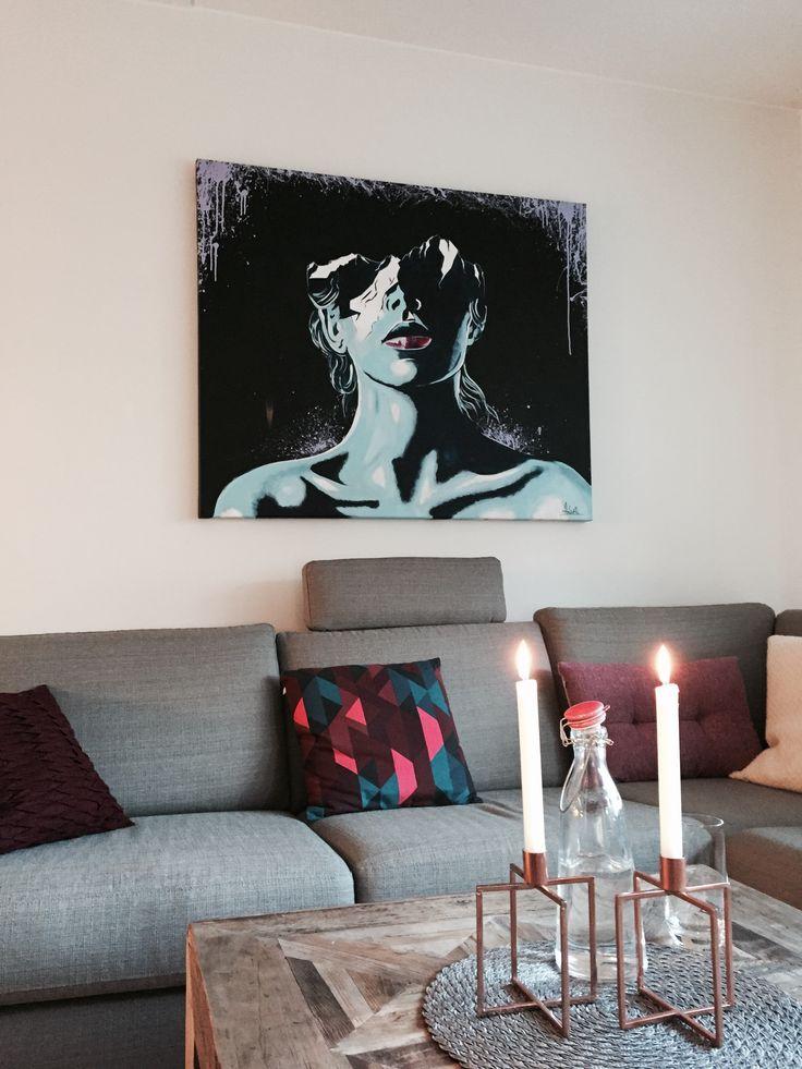 34 best Art by Halseth images on Pinterest Artists Pop art and Art