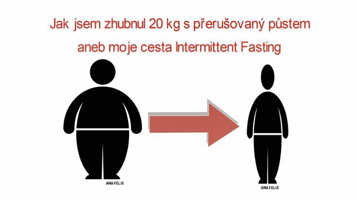 Jak jsem zhubnul 20 kg s přerušovaným půstem aneb Intermittent Fasting č...