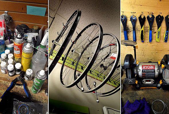 The best bike repair shops in Toronto.