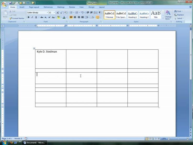 18 best Free Video Tutorials for Microsoft Word, Publisher - how to write a resume on microsoft word 2007