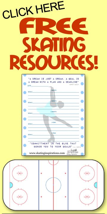 FREE Figure skating resources!