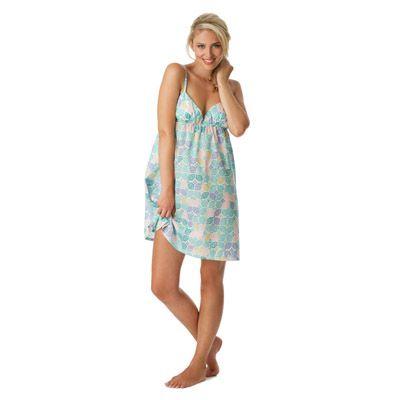 Isle Print Nightie by Pickles and Loop | Pyjamas.com.au