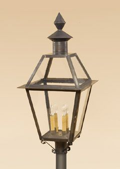 11 best colonial post lamps images on pinterest colonial for Early american outdoor lighting