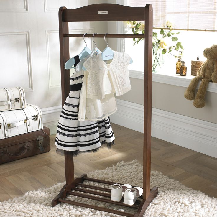 16 best images about hanging rails izziwotnot collection on pinterest clothes racks shelves - Hanging clothes in small spaces collection ...