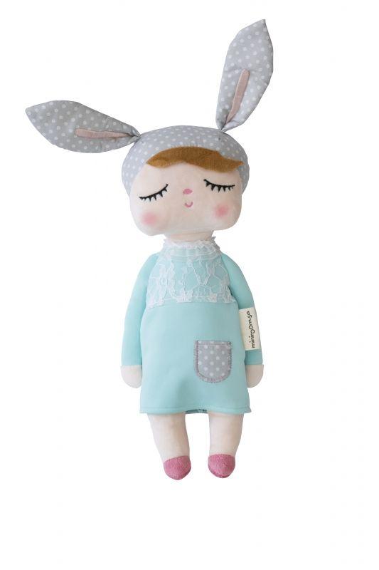 Kanindocka Lille Kanin / Hasenpuppe von miniroom.se